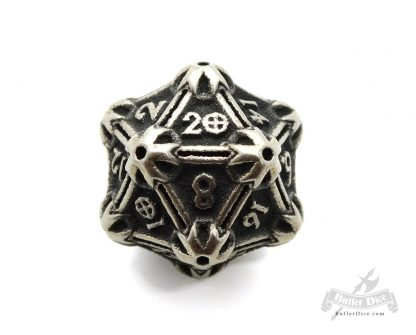 Stainless Steel D20 20 Showing