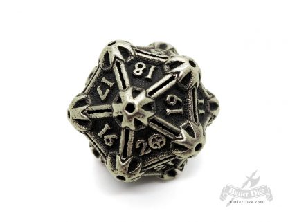 Spindown d20 by Butler Dice