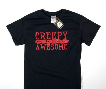 Creepy Is The New Awesome shirt