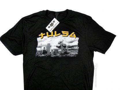 Tulsa Kaiju Attack Shirt