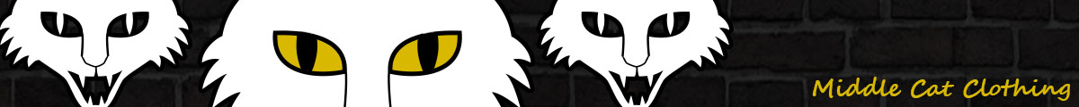 Middle Cat Clothing Banner