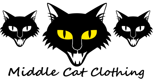 Middle Cat Clothing Logo