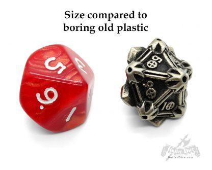 Percentile D10 Size Comparison