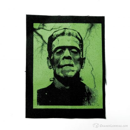 Frankenstein Punk patch
