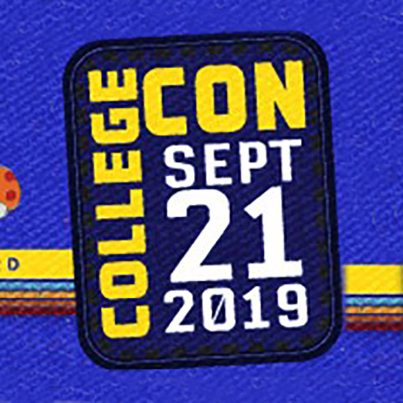 OU CollegeCon 2019 (FREE!) Logo