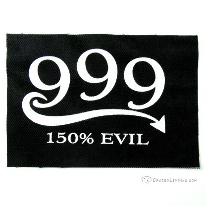 150% Evil Canvas Patch